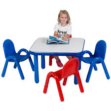 ab74112-baseline-toddler-table-chair-set-30-square Angeles Baseline Toddler Table \u0026 Chair Set (30\