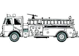 Free Truck Coloring Pages Free Fire Truck Coloring Pages Printable