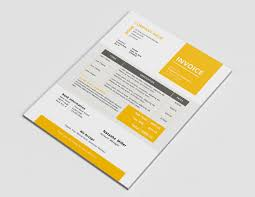 modern stationery templates design shack this is for a modern and elegant corporate business invoice template for ms word docx the product is very easy to edit ms word all our products