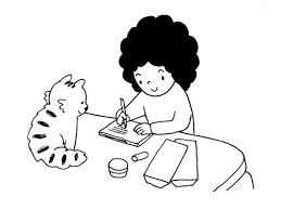 いつもとちがう気分 シャンティーのイラストレーションblog