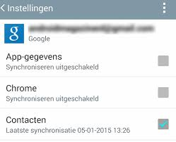 Overschakelen van, android naar iPhone, ipad of ipod touch