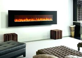 50 electric wall mounted fireplace touchstone onyx inch black hampton bay w mount manual