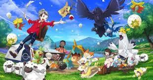 Pokemon Sword And Shield Evolution Chart Pokemon