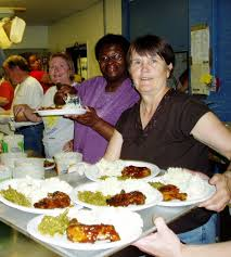 Soup Kitchen Meal Outreach