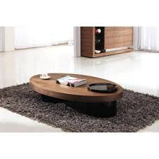 small coffee tables uk giomani rocco oval coffee table in walnut and black small oak coffee small coffee tables