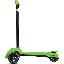 Jetson Saturn 3 Wheel Light Up Scooter Jetson Mist 3 Wheel Kick Scooter With Rear Rocket Misters Lean To Steer Design And Light Up Wheels For Kids