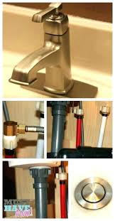 installing a bathroom faucet. Bathroom Sink Drain Installation Mistakes To Avoid Installing Exotic A Faucet R