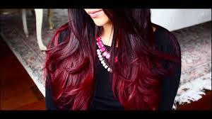 Dark Cherry Red Hair Dye Sallys