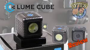 Lume Cube The Small Yet Powerful Video Light For Action Cameras