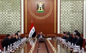 قرارات مجلس الوزراء المأخوذة في الجلسة الاعتيادية التاسعة والثلاثين  المنعقدة بتاريخ 8/تشرين الاول /2019