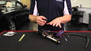 how to wire a new car antenna car audio how to wire a new car antenna car audio