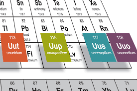 Four New Chemical Elements Enter Periodic Table - News18
