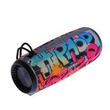 Портативная <b>колонка Perfeo HIP-HOP</b>, FM, MP3, microSD, AUX ...