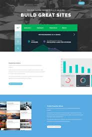 Page Design Templates 20 Free Html Landing Page Templates Built With Html5 And