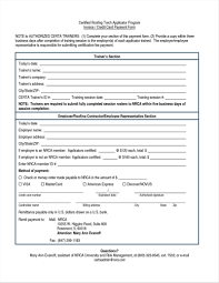 Roofing Contractor Invoice Template Sample Contracts Free