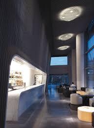 Marc Newson Ltd.-Hotel Puerta America, Marmo Bar + 6th floor
