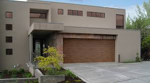 flush panel garage doorCornerstone Flush