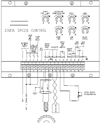 schematics and wiring diagrams electronic modular control panel 2301a speed control for the following mui engines 3412c 3508 3512