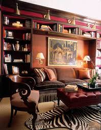 home library lighting. classic home library with wood book shelves and lamps lighting lushome