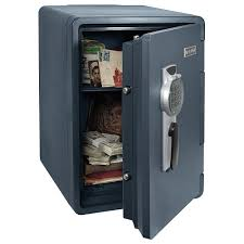 Fire Safe Cabinets First Alert 2096df Waterproof Fire Safe With Digital Lock 214