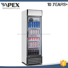 china beverage refrigerator glass door upright display cooler with ce cb rohs meps china upright showcase one door showcase