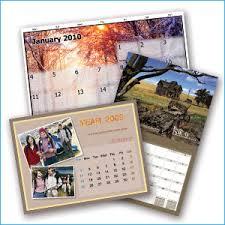 Custom Photo Calender Custom Calendar Printing Sacramento The Print Center
