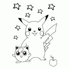 25 Printen Pokemon Kleurplaat Pikachu Mandala Kleurplaat Voor Kinderen
