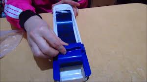 ,<b>устройство для заворачивания</b> долмы, голубцов - YouTube