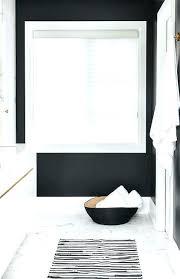 black and white bathroom rugs sets elegant black bathroom rugs and black bathroom walls with striped black and white bathroom rugs