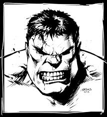 Skip to main search results. Realistic Hulk Face Drawing