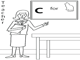 Coloring Pages Of Community Helpers Free Printable Community R ...