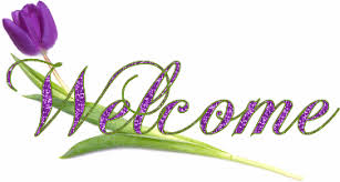 Welcome Purple Purple Welcome Coolgraphic Org English Graphics