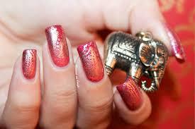 Nail Art Bollywood, nail art in india - Nails