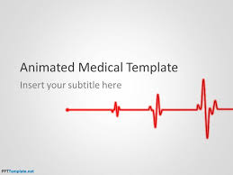 Heart Powerpoint Templates Free Animated Medical Ppt Template
