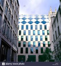 norman foster office. View From Love Lane Of Norman Foster Office Building At 100 Wood Street Near St Albans N
