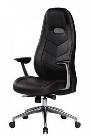 aspera 10 executive office nappa leather brown. Office Chair In Genuine Leather Black With Chrome Base Aspera 10 Executive Nappa Brown A