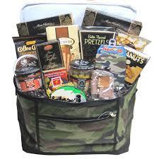 cooler gift baskets for dad