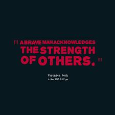 Brave Quotes