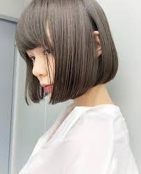 ボブ髪の量が多い人に似合う髪型ヘアスタイル10選2019