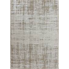 orian rugs indoor outdoor solid distressed perfection light blue brown area rug 5