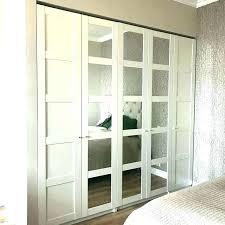 sliding doors wardrobes super wardrobe mirror mirrored door installation ikea australia