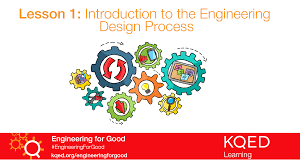 Mechanical Design Ppt Introduction To The Engineering Design Process Engineering