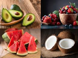 Keto Fruit Chart What Fruits Can You Eat On A Keto Diet