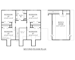 114 Best House Floor Plans Images On Pinterest  Architecture Two Master