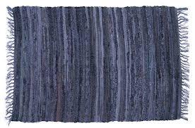 sturbridge 30 x 50 braided rag rug denim blue 100 cotton multi color 15542042517