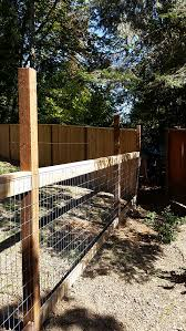 2x4 welded wire fence. 2x4 Welded Wire With Smooth Top Fence D