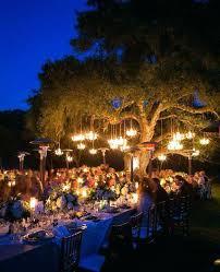 diy outdoor wedding lighting. Lighting For Outdoor Wedding Chandeliers Diy Ideas