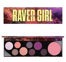 raver palette
