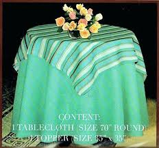 table cloth 70 round round tablecloth material polyester stain wrinkle