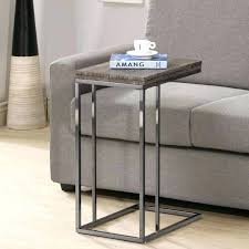 over the arm sofa table over arm side table large size of living slide under and over the arm sofa table